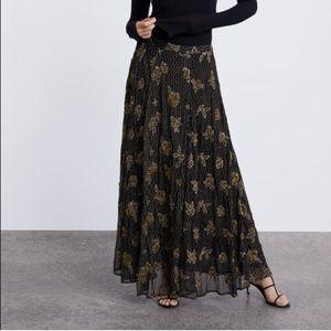NWT Limited Edition ZARA Skirt